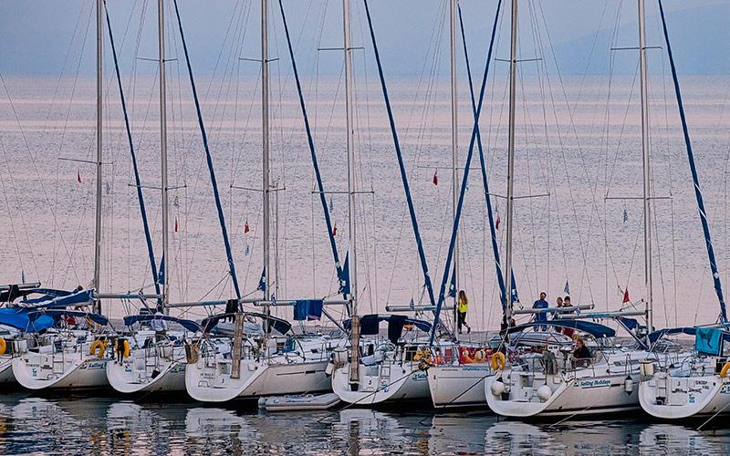 Yacht Cruise in Corfu