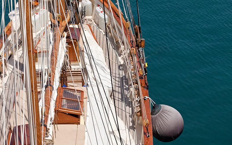 Yachting Corfu