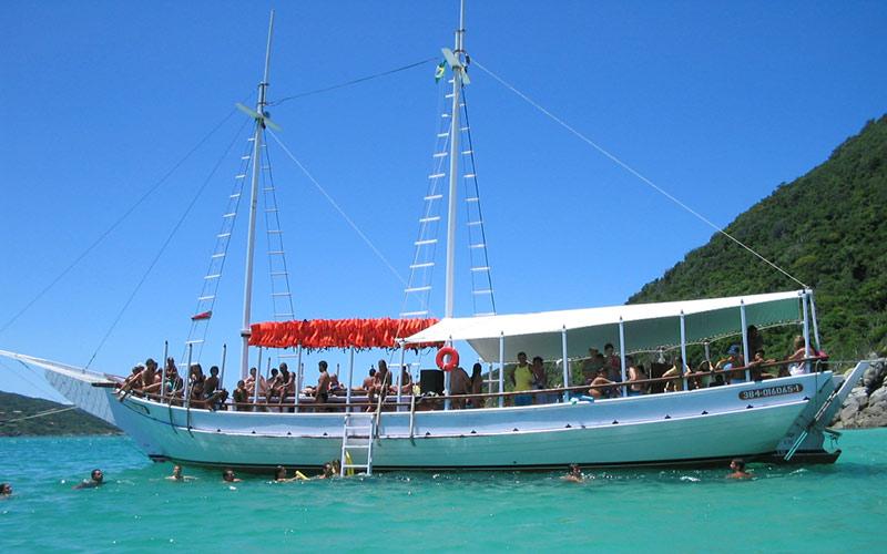 BBQ Boat Trip in Corfu